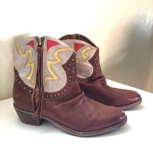 Sam Edelman Shane Western Cowboy Boot